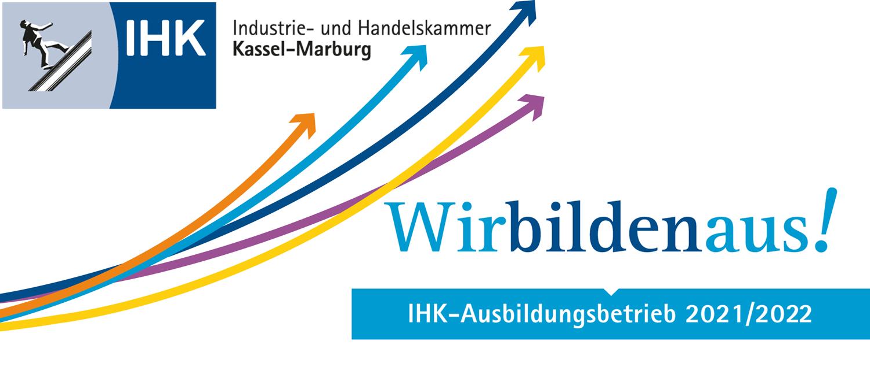 Logo Der IHK Wir Bilden Aus 2021